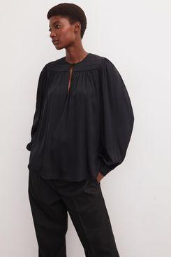 Armella Silk Shirt