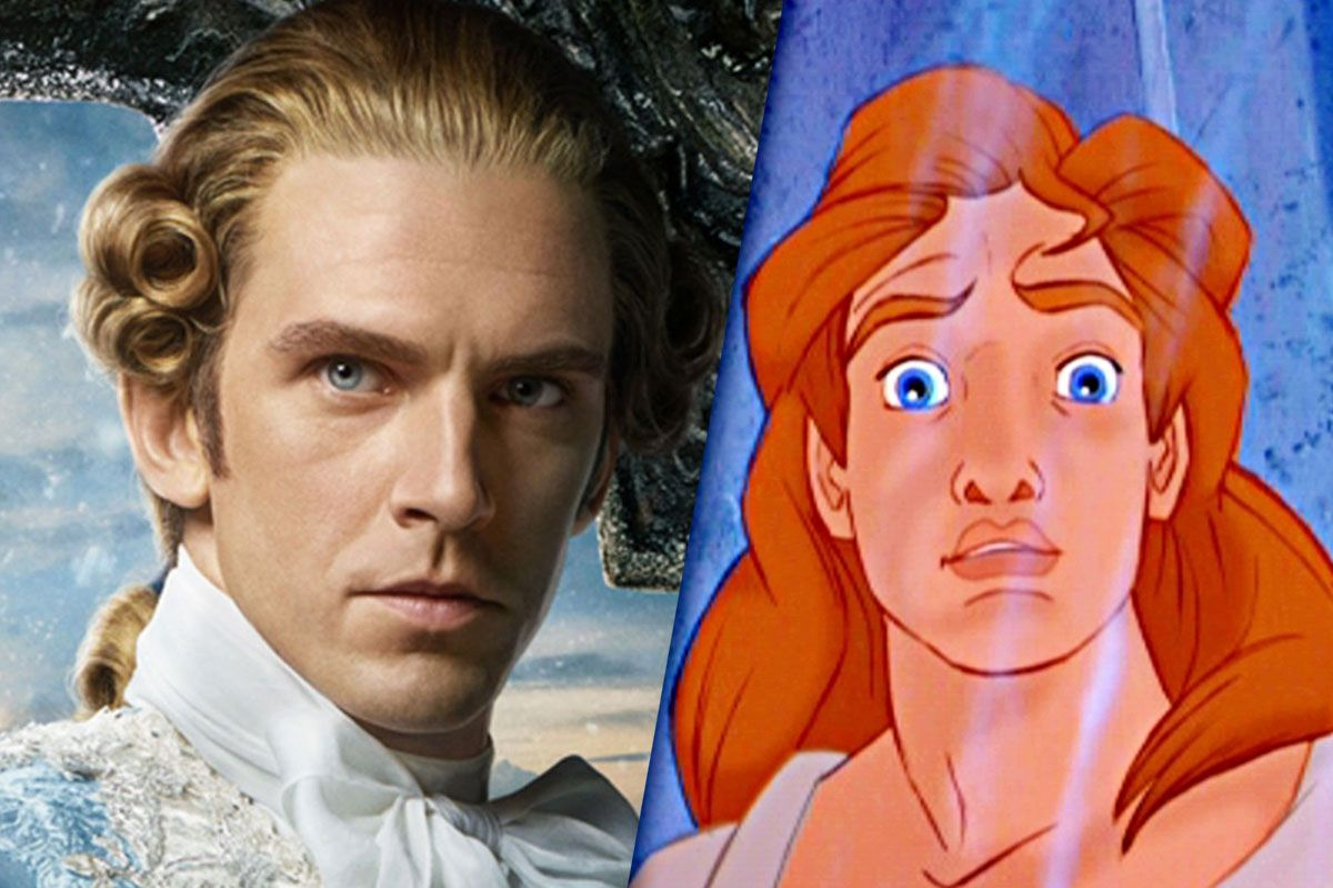 Beauty and the Beast''s Human Prince Is Always a Letdown