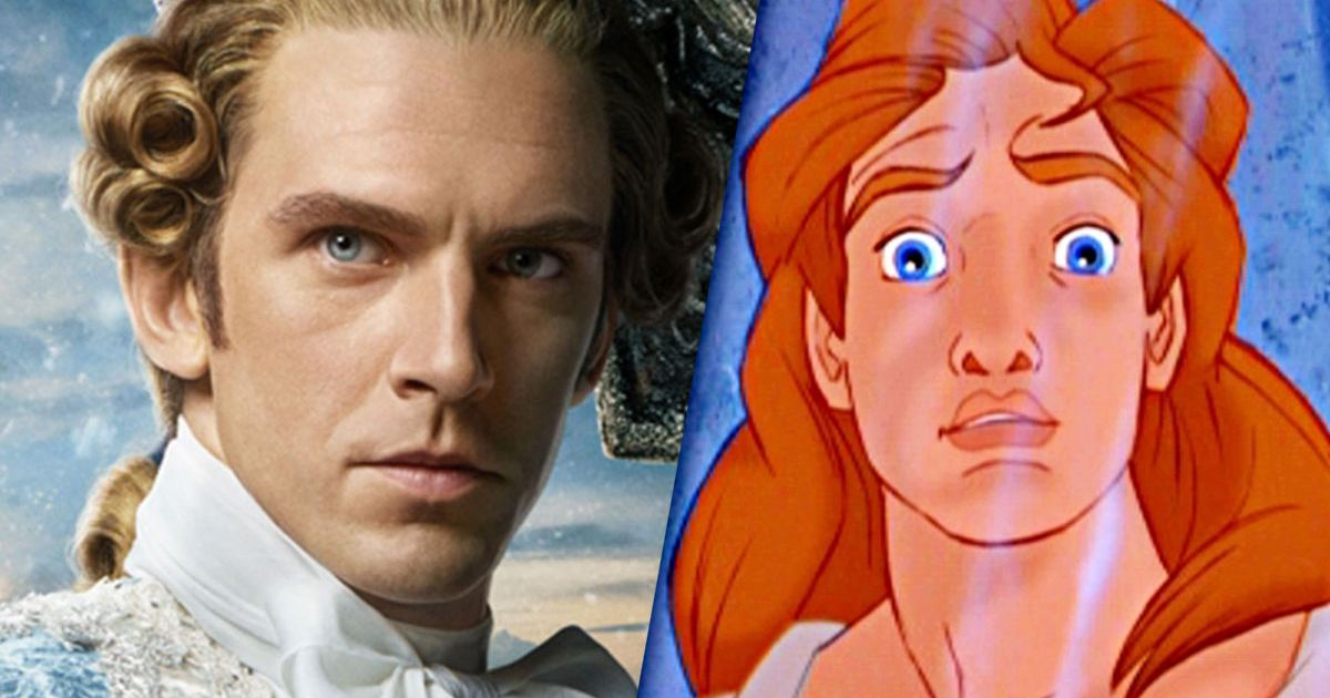 Beauty And The Beast S Human Prince Is Always A Letdown