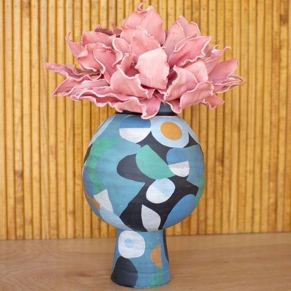 Jungalow Shapes Ceramic Vase