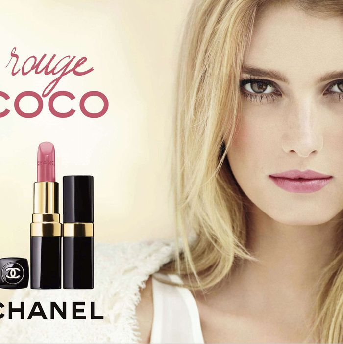 Sigrid Agren for Rouge Coco Chanel.