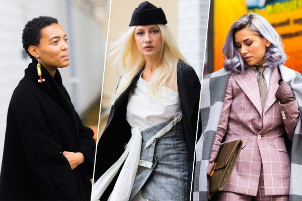 The Best Street Style From Ukrainian Fashion Week