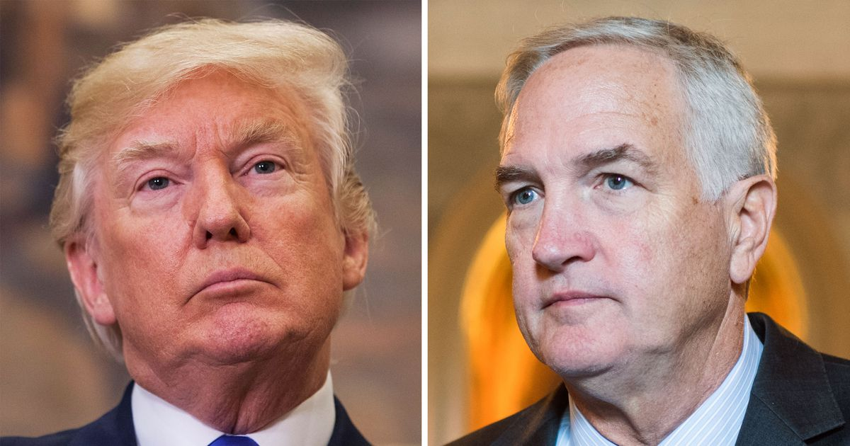 Trump Gives Luther Strange a Boost–But Keeps the Focus on Himself