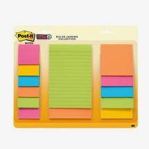 Post-it Super Sticky Notes, Assorted Sizes