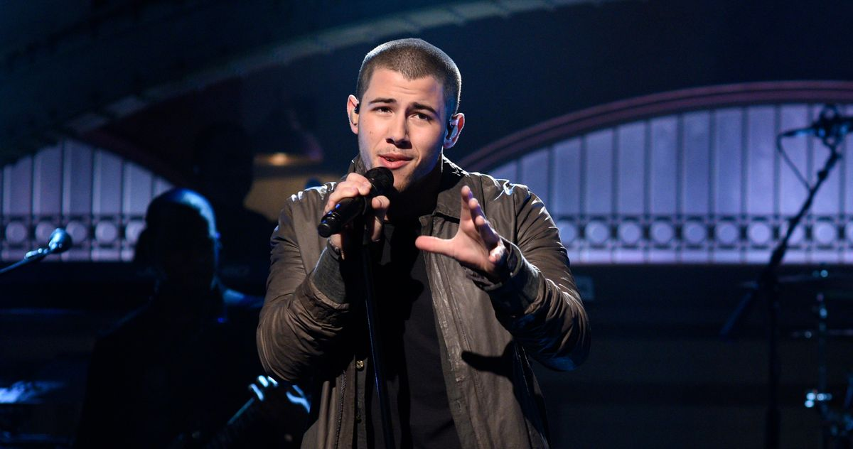 Nick Jonas Will Double As Host and Musical Guest on SNL Next Week - Vulture