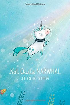 Not Quite Narwhal, Jessie Sima