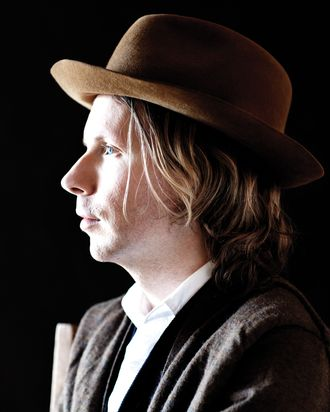 Listening To Beck The Artist On His New Album Which Isn T Really An Album At All