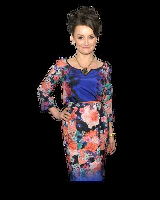 NEW YORK, NY - FEBRUARY 24: Actress Alison Wright attends