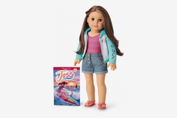 American Girl Joss Doll & Book