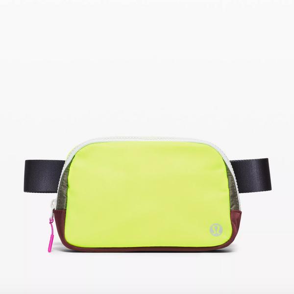 Lululemon Everywhere Belt Bag 1L, Highlighter Yellow