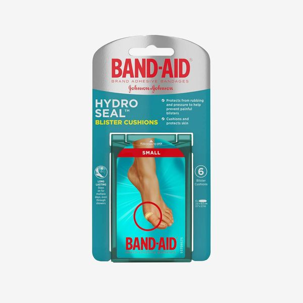 Band-Aid Brand Hydro Seal Bandages Blister Cushion, Small 6 Count