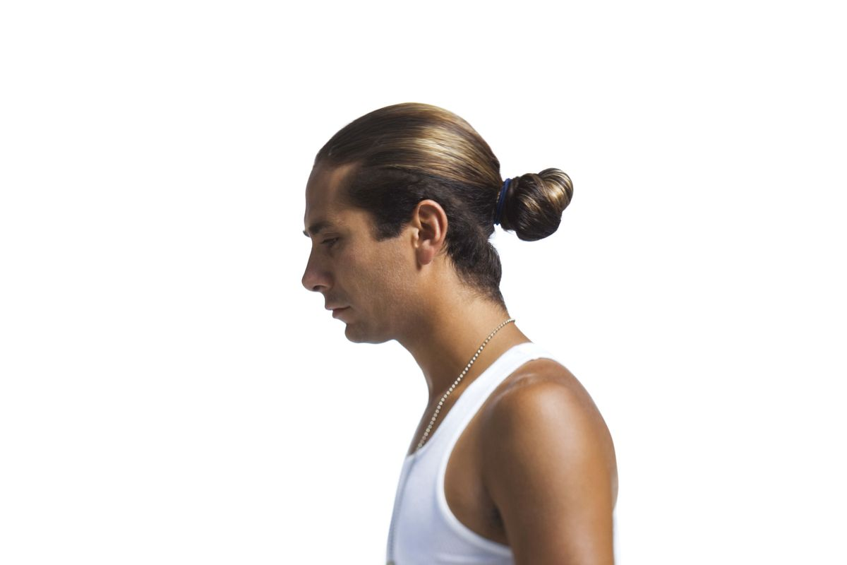 The Many Kinds of Man-Buns a Man Can Have -- The Cut