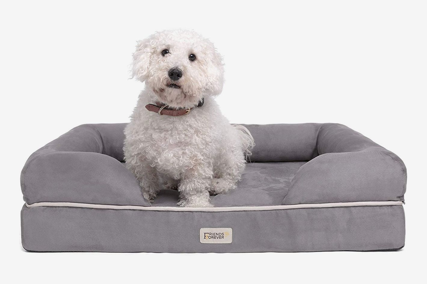 6894396db995 15 Best Dog Beds 2019: Foam, Suede, Shag, Cooling