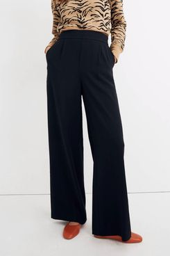Madewell Huston Pull-On Full-Length Pants