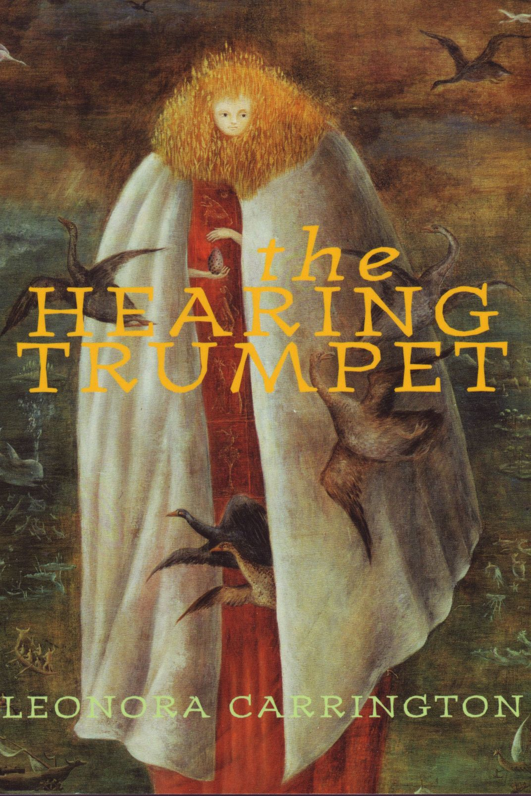 <em>The Hearing Trumpet</em> by Leonora Carrington