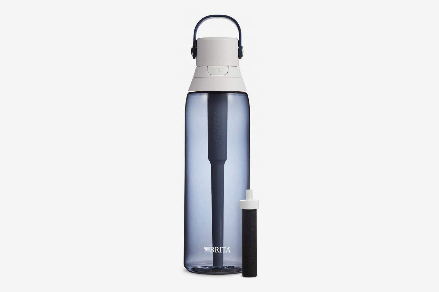 Brita 26-Ounce Premium Filtering Water Bottle