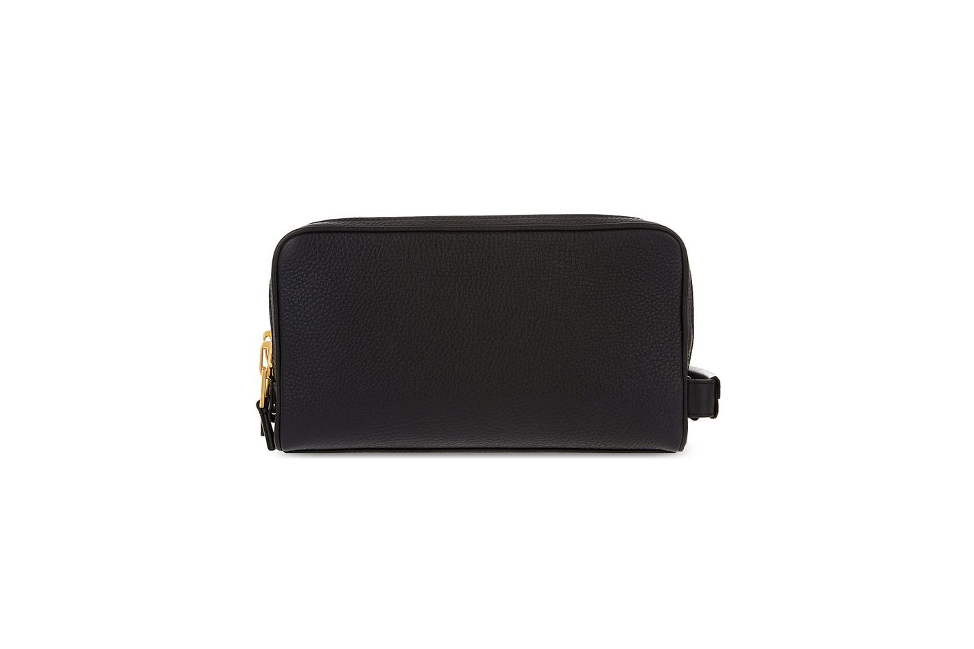 Tom Ford Double Zip Leather Dopp Kit