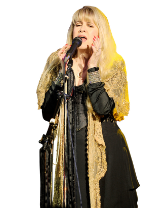 Stevie Nicks Talks Twirling, Shawls, and Playing American Horror