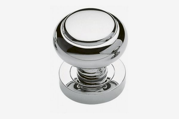Karcher Polished Chrome Doorknobs