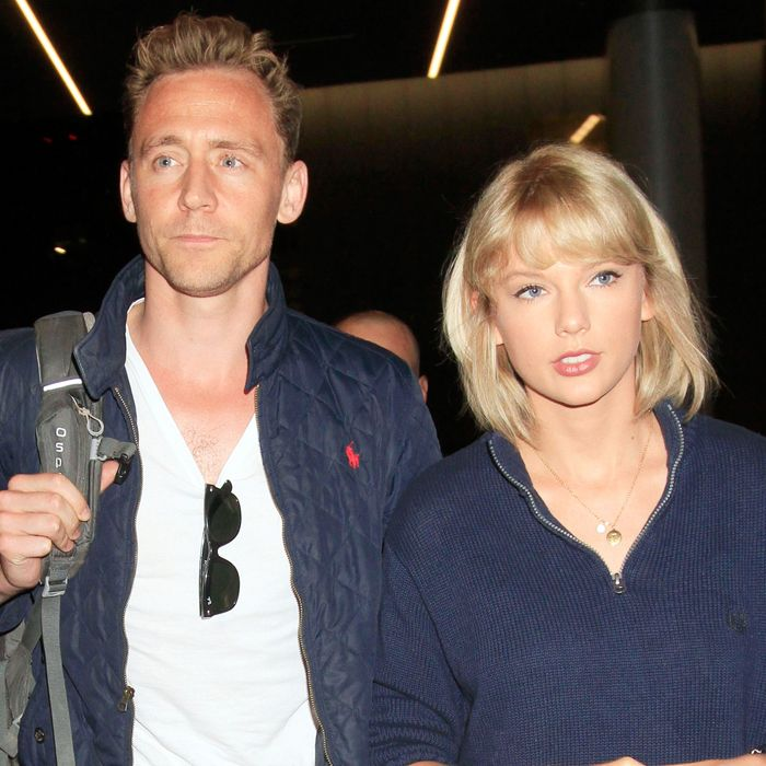 Taylor Swift And Tom Hiddleston Had Their First Fight