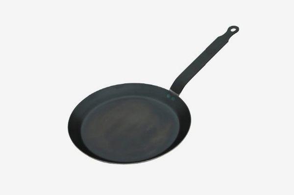 De Buyer Blue Steel Crepe Pan