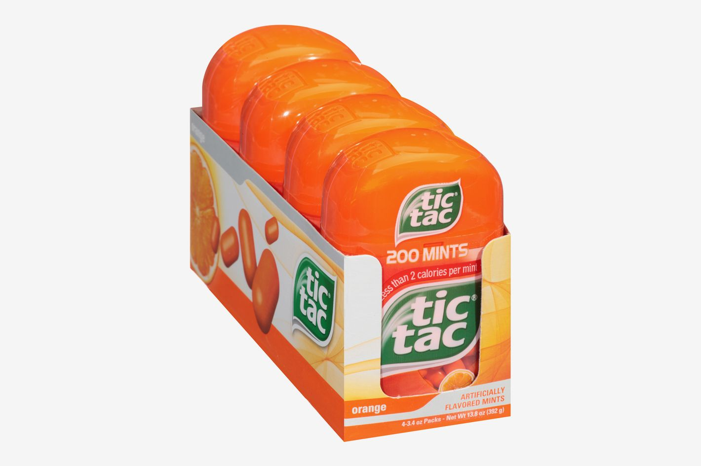 Tic Tac Orange Bottle Pack