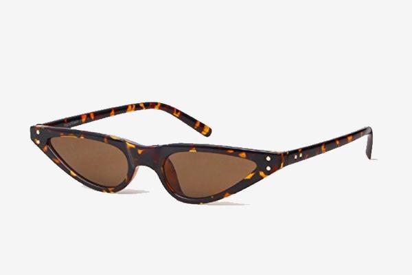 GIFIORE Vintage Retro Cat Eye Sunglasses