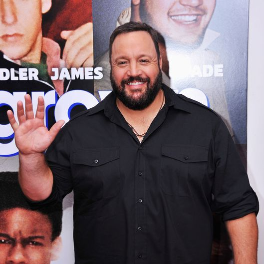 "NEW YORK, NY - JULY 10:  Actor Kevin James attends the ""Grown Ups 2"" New York Premiere at AMC Lincoln Square Theater on July 10, 2013 in New York City.  (Photo by Stephen Lovekin/Getty Images)"