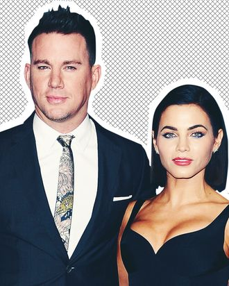 The gossip about channing tatum and jenna dewans divorce all the gossip about channing tatum and jenna dewans divorce m4hsunfo