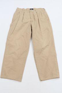 90s Ralph Lauren Dry Goods Mens Pleated Chino Pants
