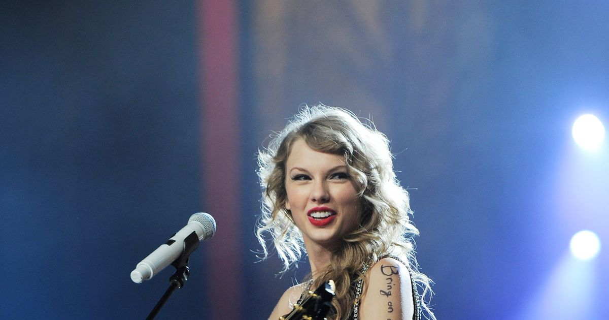 Taylor Swifts Precociousness Problem