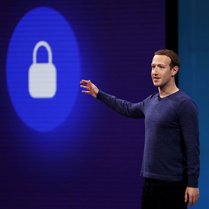 The Maturation Of Mark Zuckerberg New York Magazine: Does Facebook's Privacy Pivot Really Mean Anything?