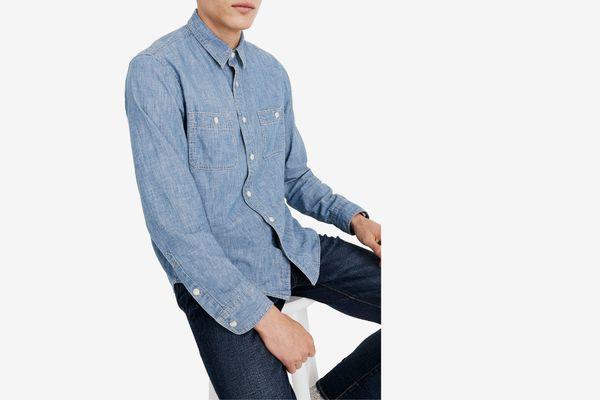 Madewell Classic Button Down Shirt