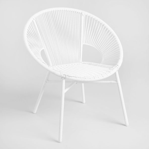 Camden Round All Weather Wicker Outdoor Chair