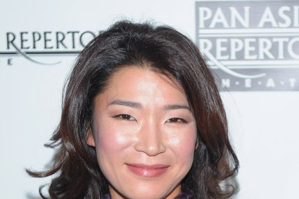 "Anchorwoman Vivian Lee attends ""Legacy And Homecoming"" the Pan Asian Repertory's 35th Anniversary Gala at The Edison Ballroom on March 19, 2012 in New York City."