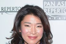 """Anchorwoman Vivian Lee attends """"Legacy And Homecoming"""" the Pan Asian Repertory's 35th Anniversary Gala at The Edison Ballroom on March 19, 2012 in New York City."""