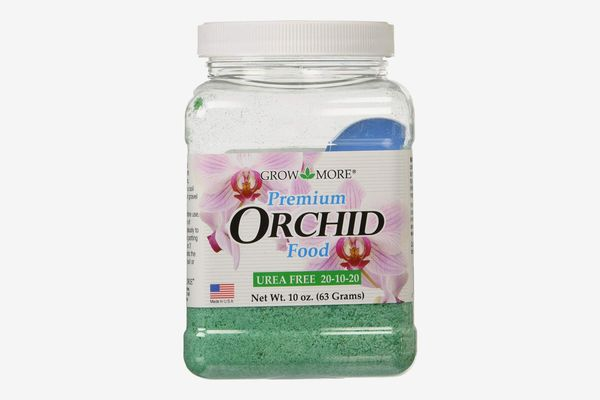 Grow More Orchid Food, 10-Ounce