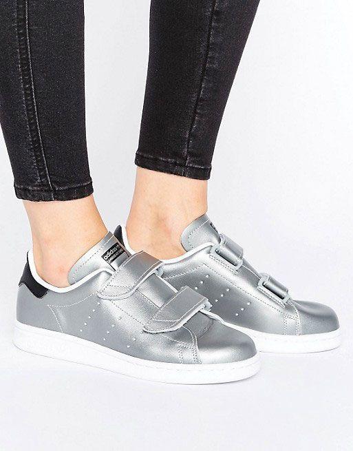 Adidas Silver Stan Smiths