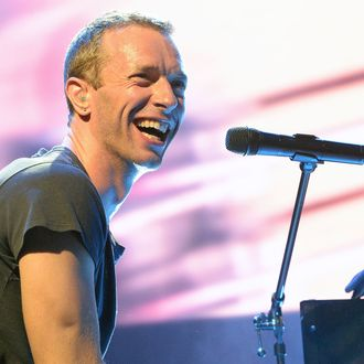 Australia - Music - Coldplay Perform in Sydney