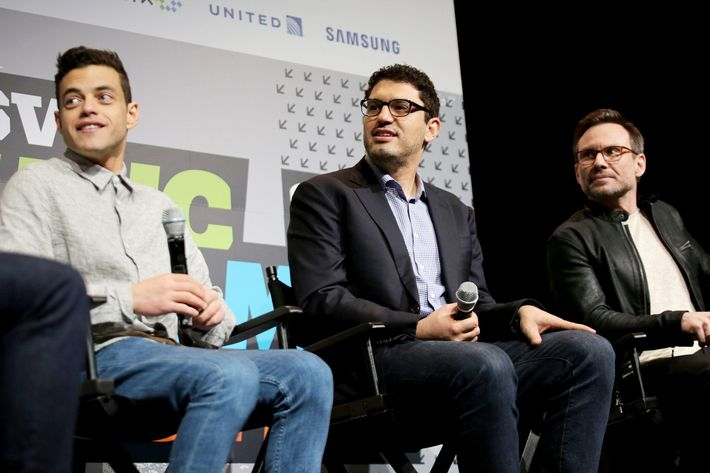 Coding on Camera: MR. ROBOT & Authenticity on TV - 2016 SXSW Music, Film + Interactive Festival