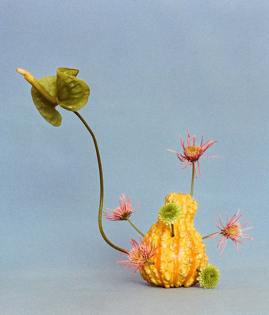 Freakebana: The New, Ugly-Cool Style of Arranging Flowers