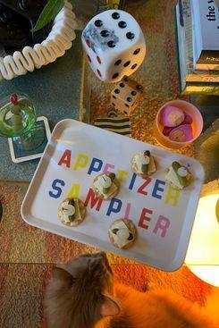 Katie Kimmel UO Exclusive Appetizer Tray