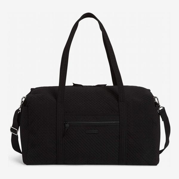 Vera Bradley Women's Microfiber Large Travel Duffle Bag