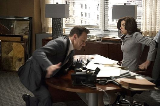 The Good Wife Recap Not Your Mom S Lawyer Show Vulture