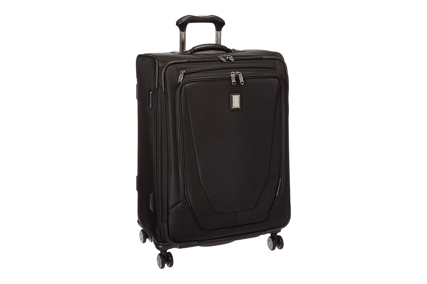Travelpro Crew 11 25 Inch Expandable Spinner Suitcase At Amazon