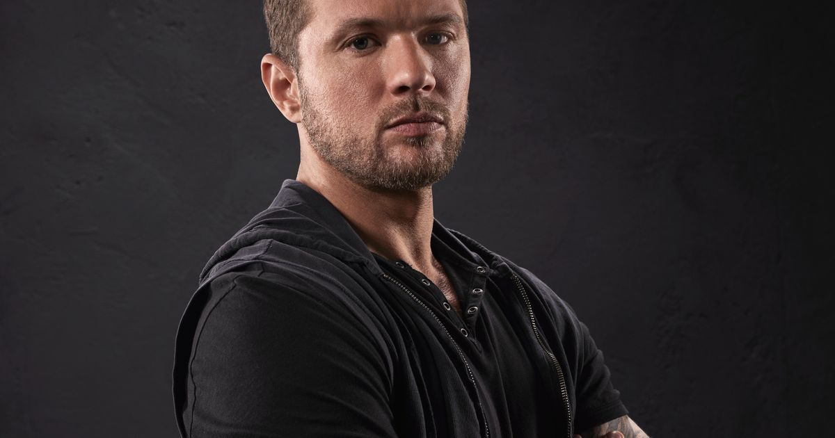 The Premiere of Ryan P... Ryan Phillippe Shooter