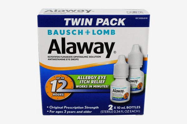 Alaway Antihistamine Eye Drops