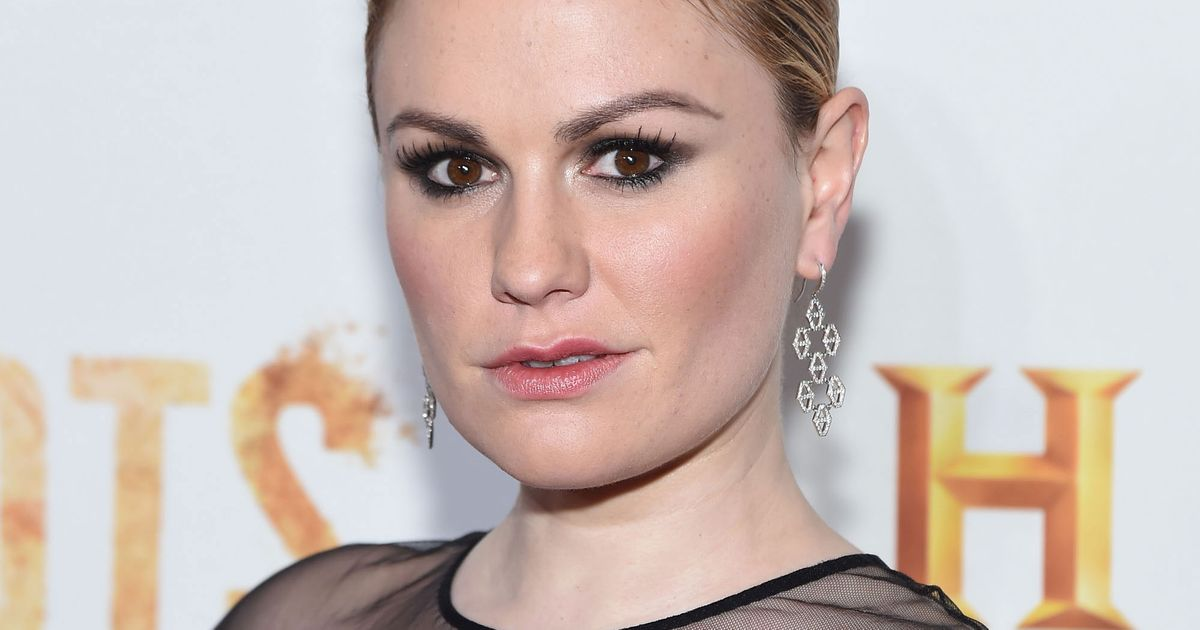 Anna Paquin Is Canadian Enough to Star in Netflix and CBC ... Anna Paquin Instagram