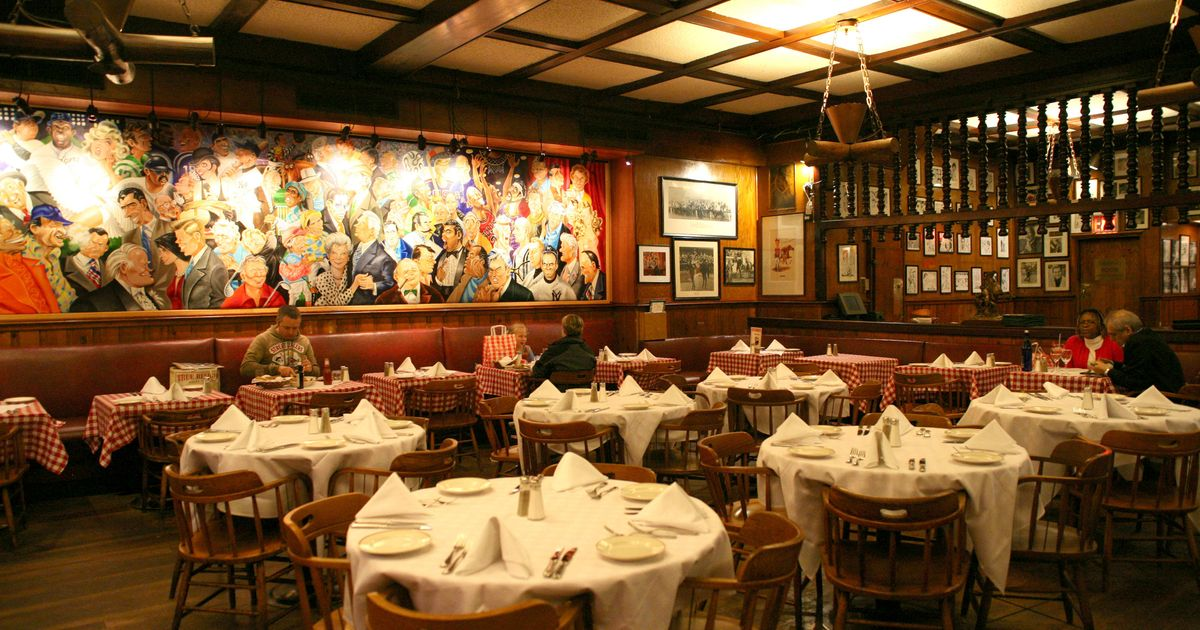 Gallagher S Steak House New York