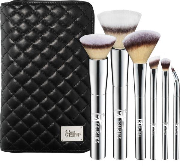 IT Brushes for Ulta Your Airbrush Masters 6 Pc Advanced Brush Set